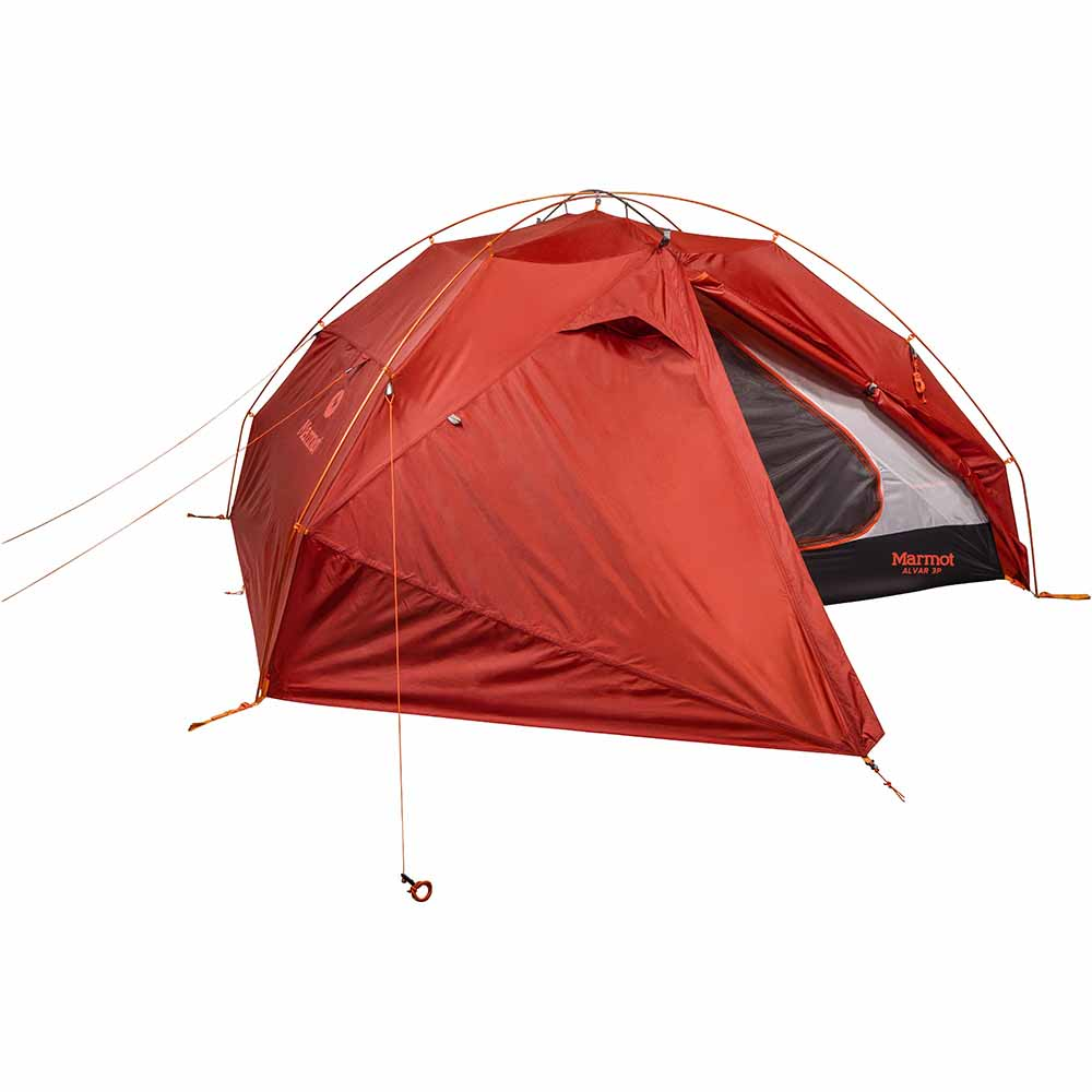 Marmot Alvar 3P Red buy and offers on Trekkinn