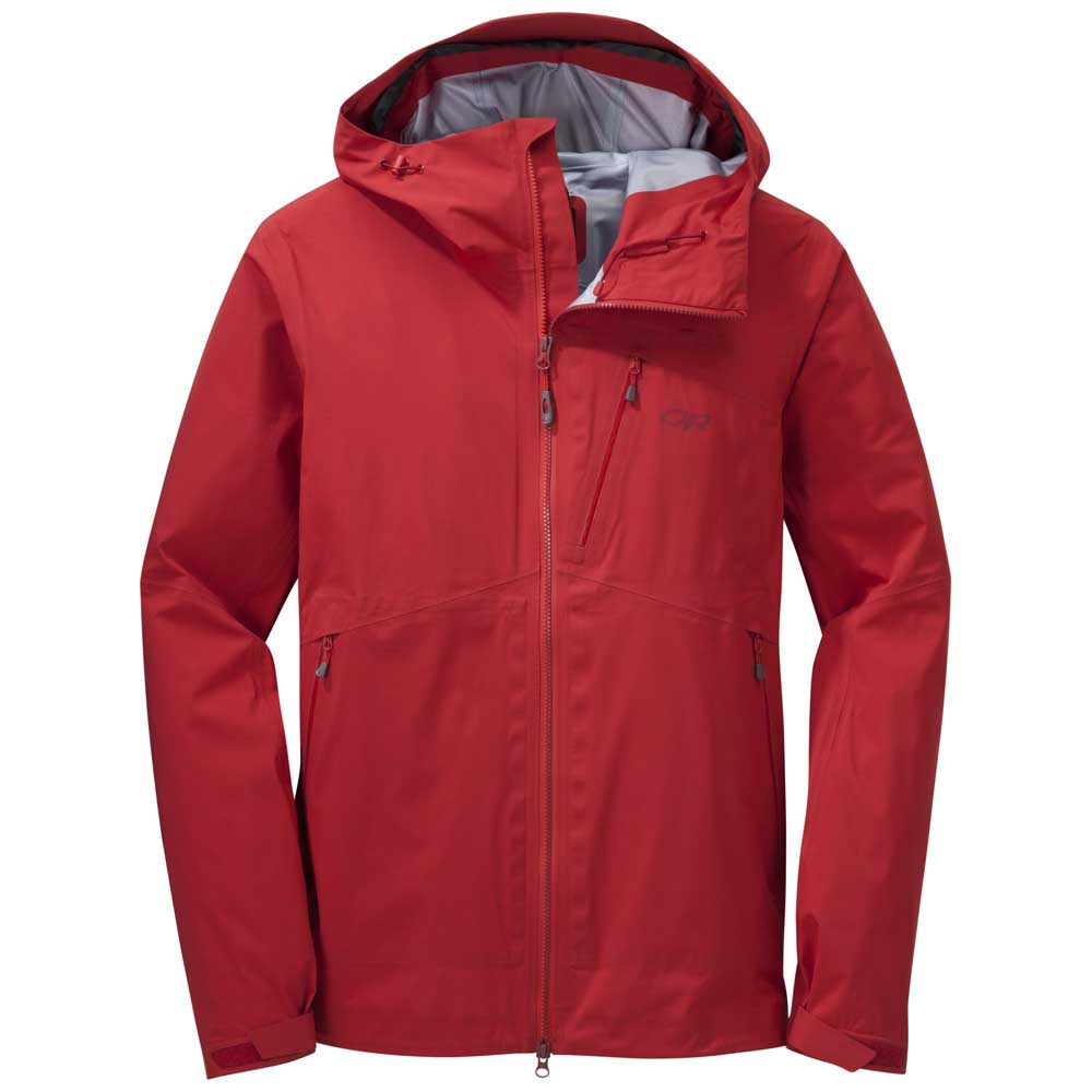 d6c827eb5fa Outdoor research Axiom Red buy and offers on Trekkinn