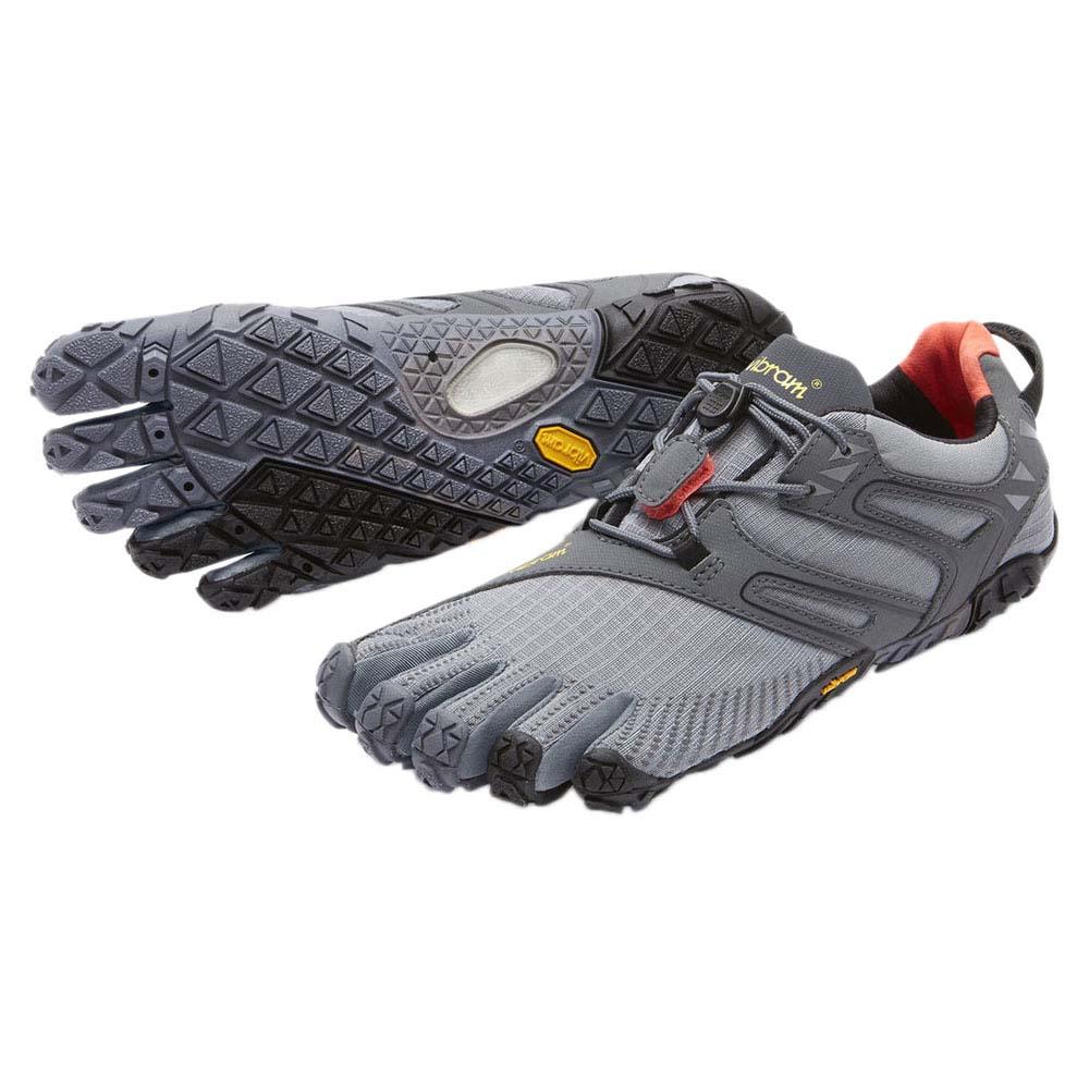 bdfb7f822737f0 Vibram fivefingers V Trail Cinzento, Trekkinn Sapatos