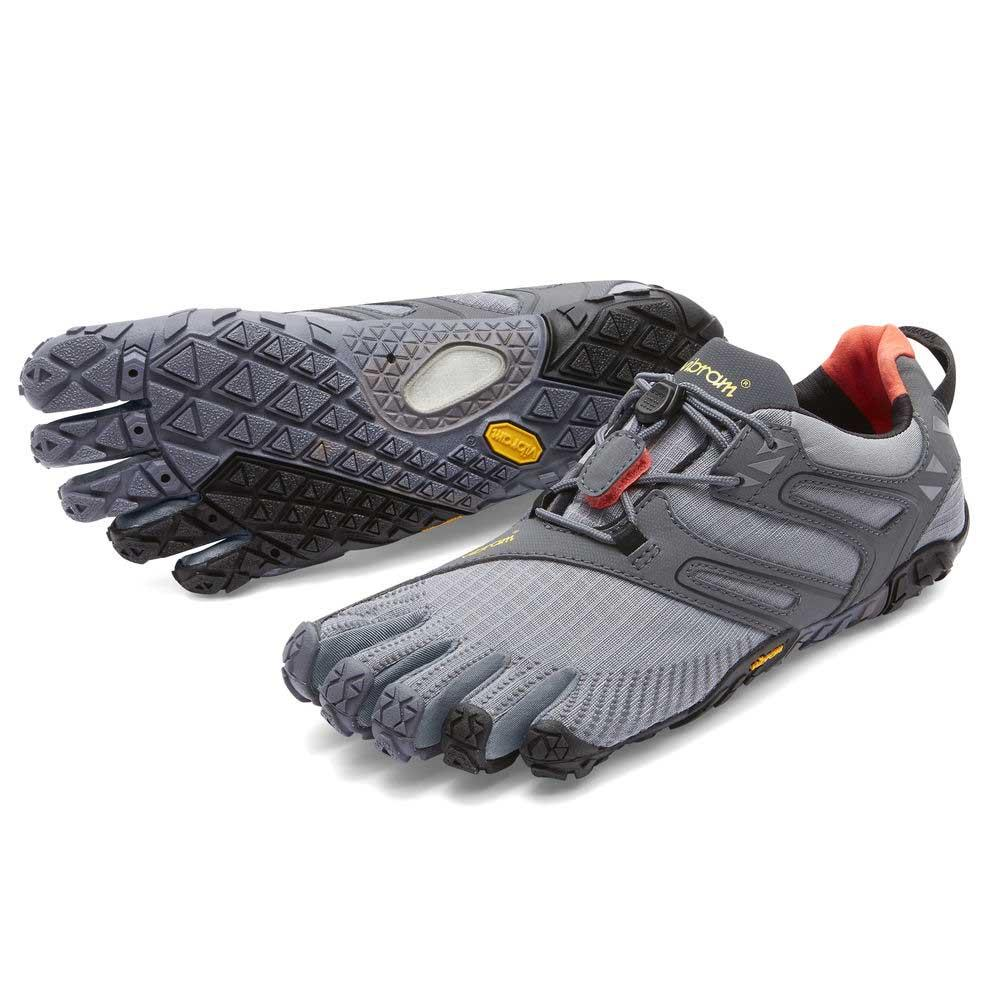 Chaussures Vibram-fivefingers V Trail EU 36 Grey / Black / Orange