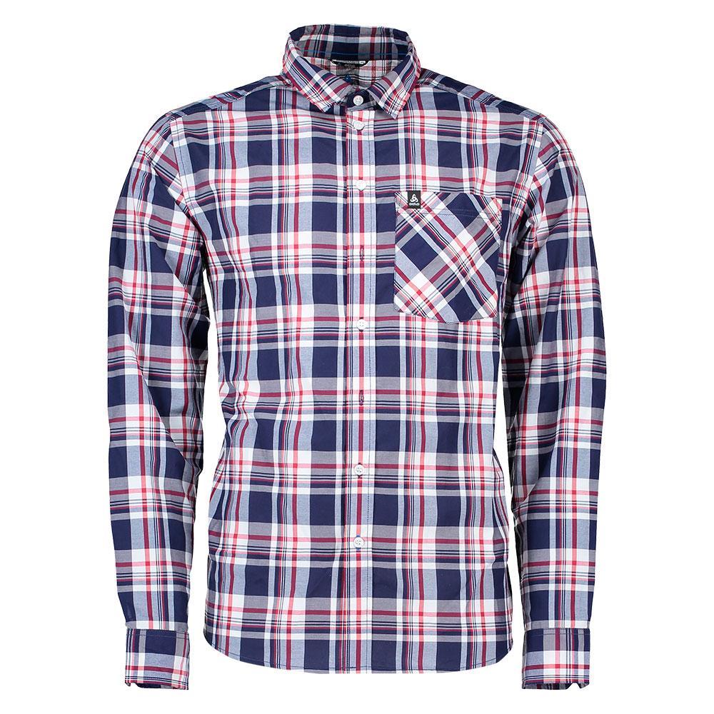 ODLO Mens Long Sleeve Anmore Shirt