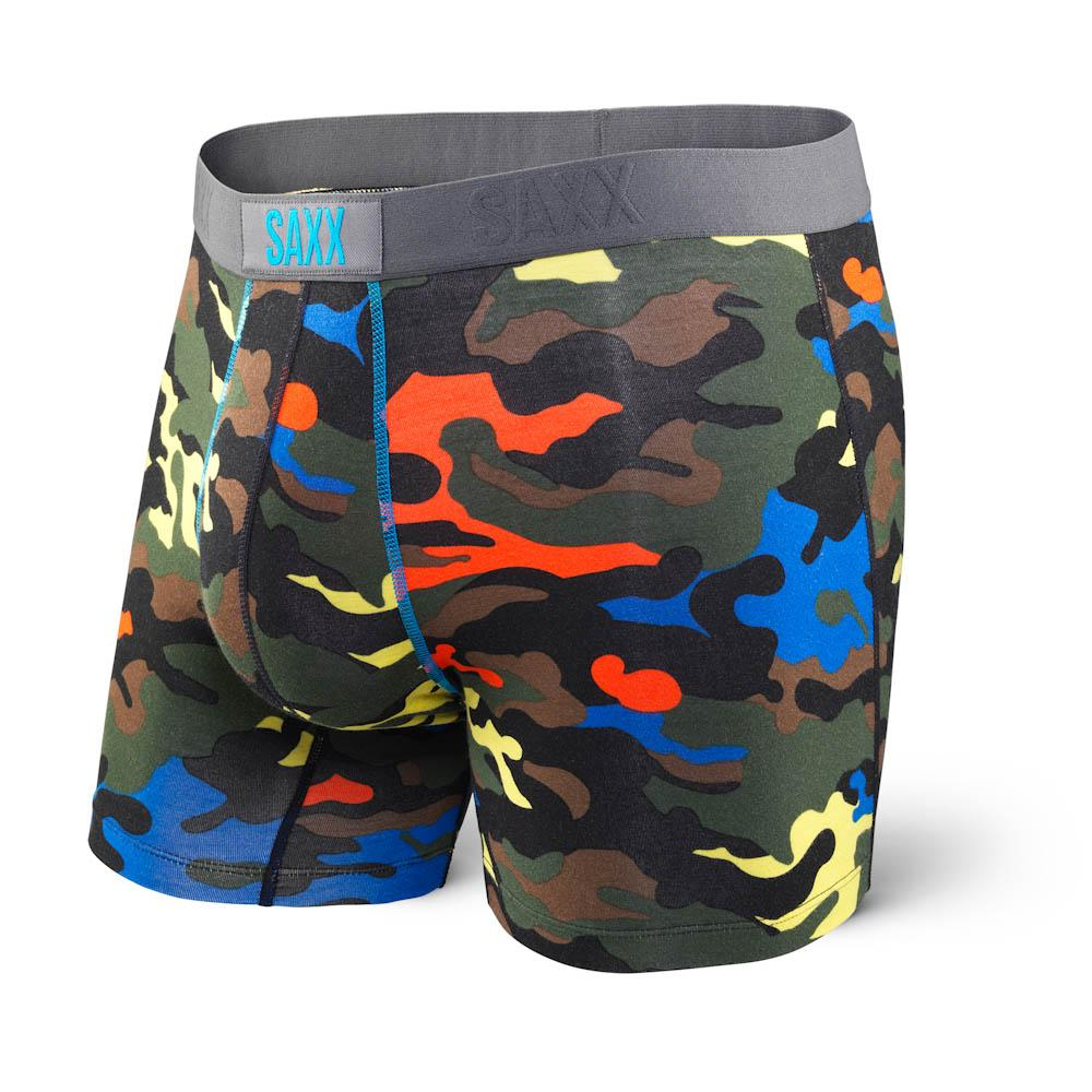 bcb0e660a Saxx underwear Vibe Boxer Modern Fit buy and offers on Trekkinn