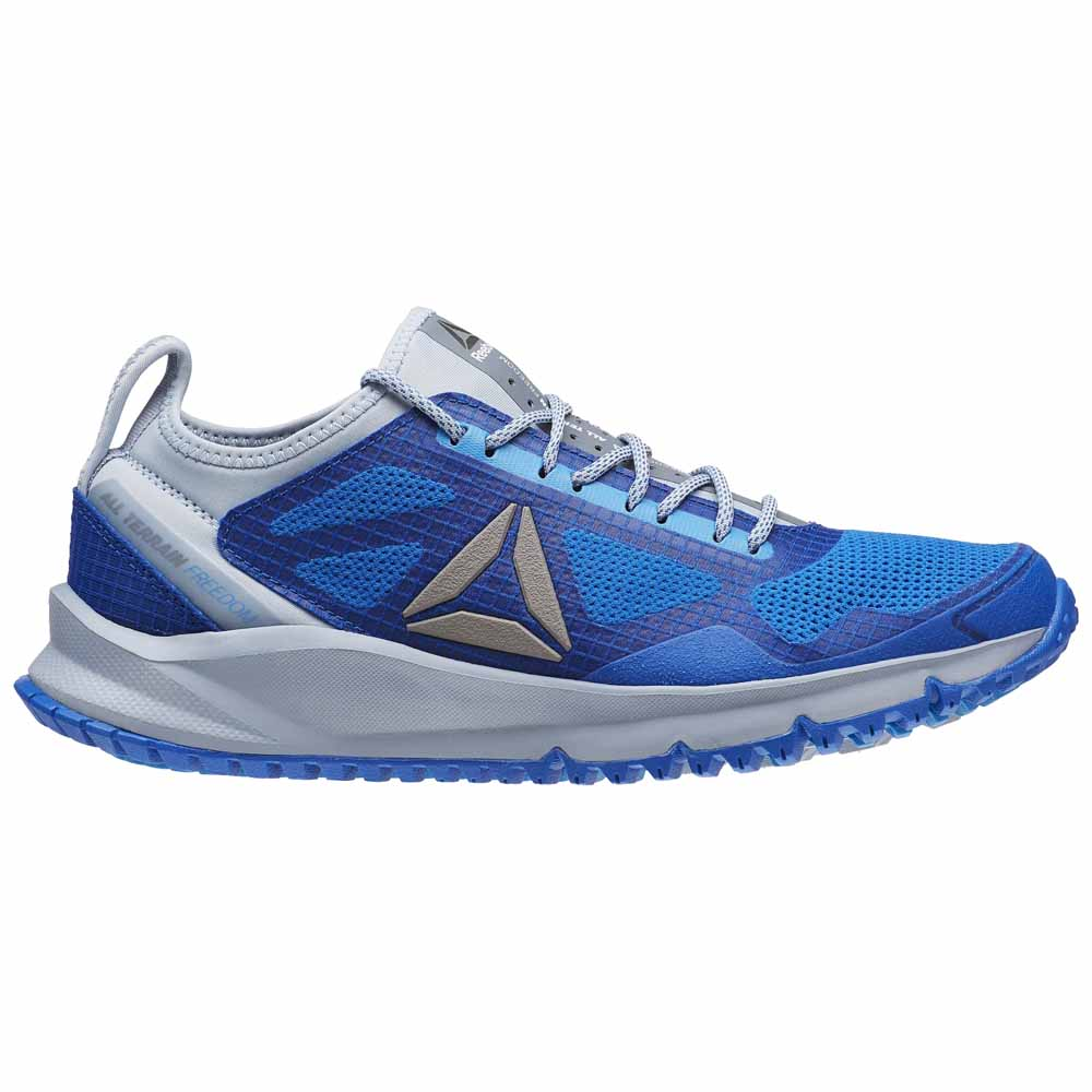 52e53de0f1f Reebok All Terrain Freedom Blue buy and offers on Trekkinn