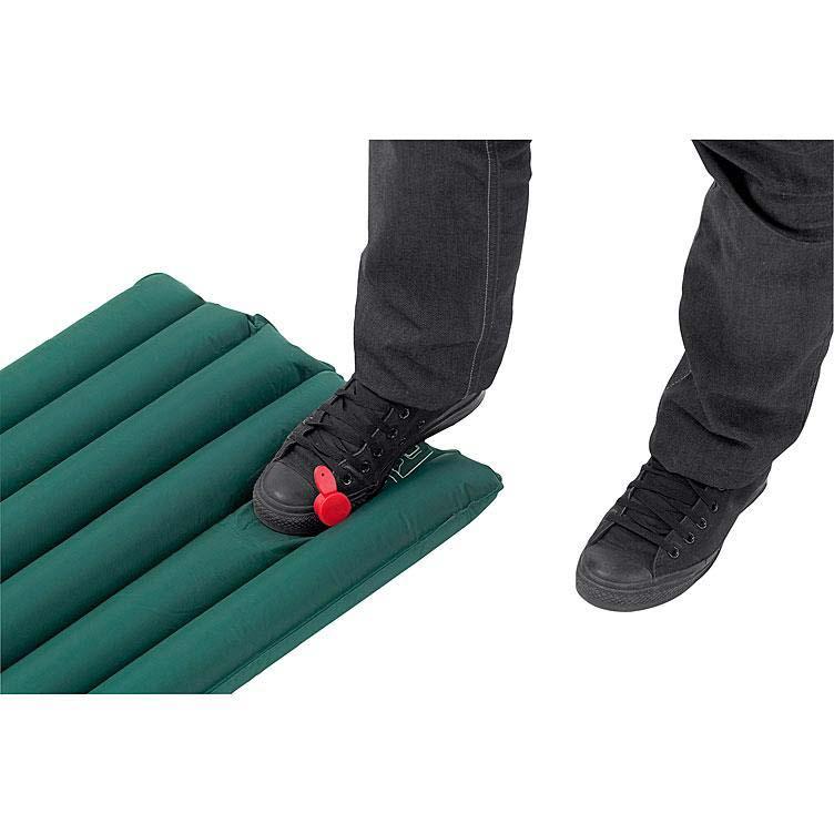air mattress foot pump Brisbane Light Air Mattress With Integrated Foot Pump , Trekkinn air mattress foot pump