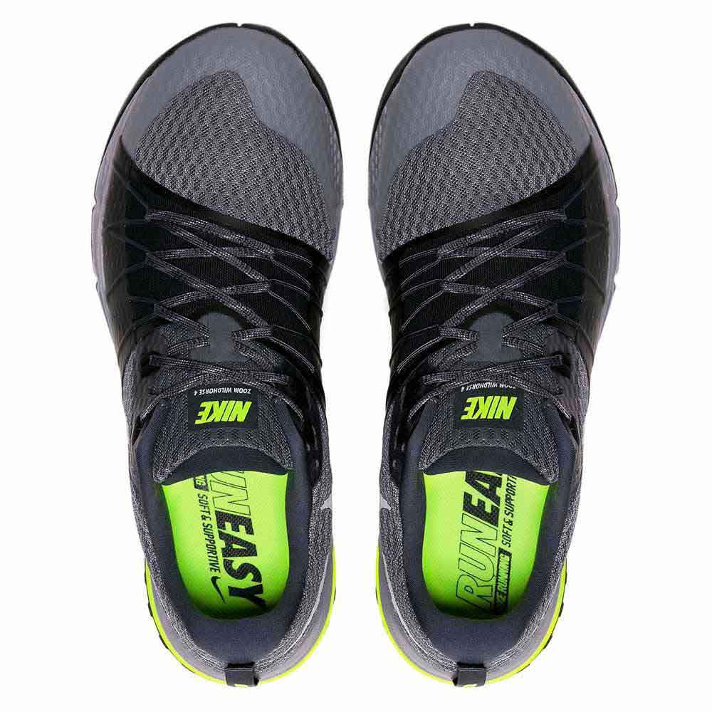 ec80db2d5e85f Nike Air Zoom Wildhorse 4 Grey buy and offers on Trekkinn
