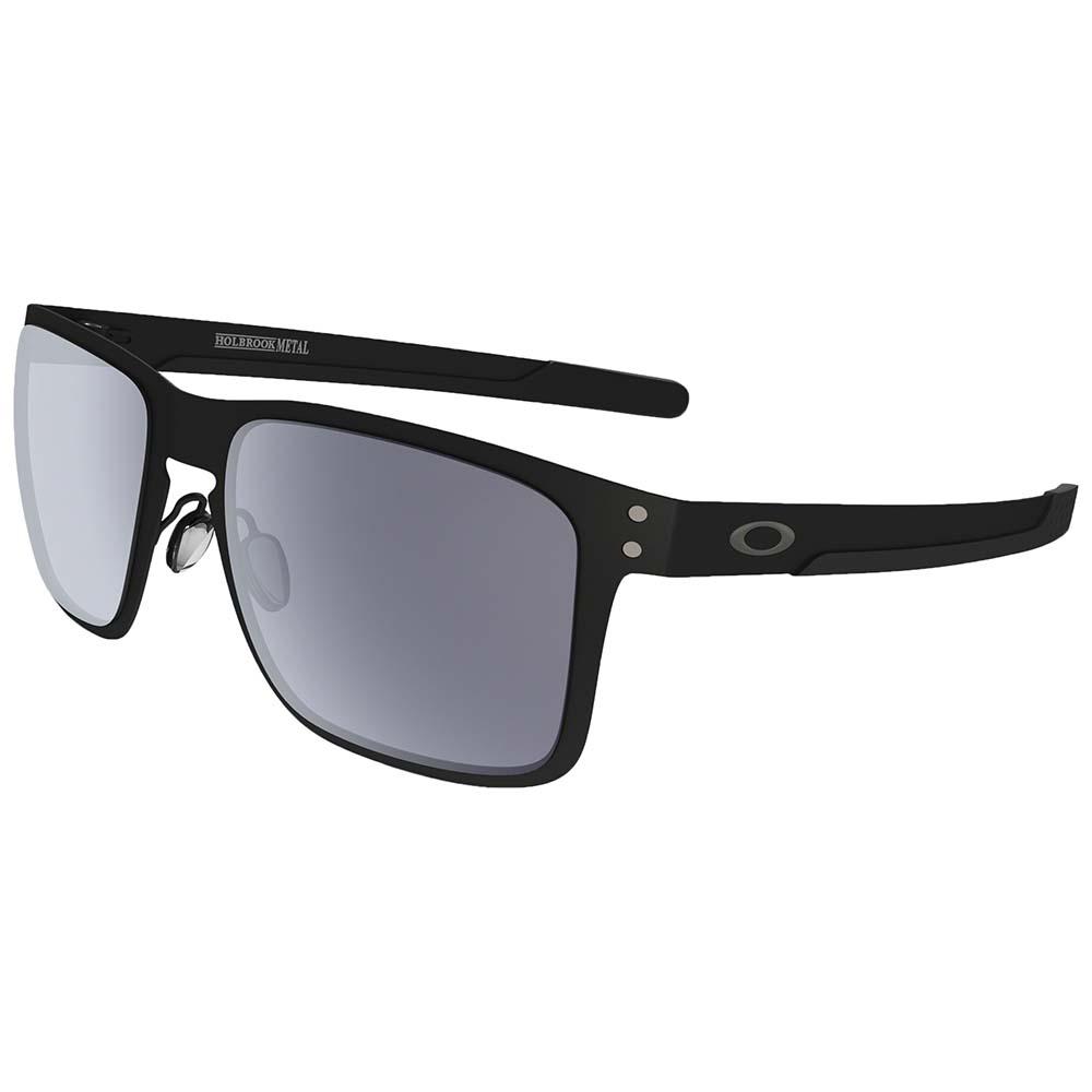 3de2294ec1 Oakley Holbrook Metal Black buy and offers on Trekkinn