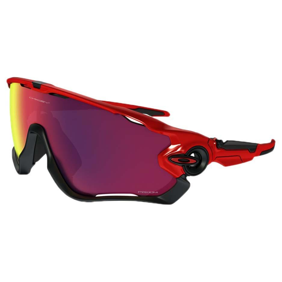 99765d08a Oakley Jawbreaker Vermelho comprar e ofertas na Trekkinn Óculos de sol