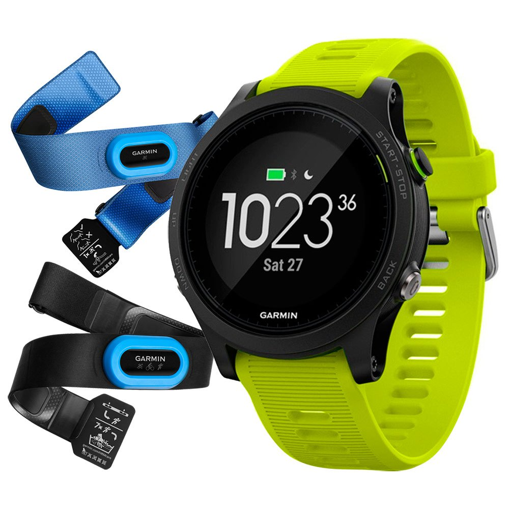 2ede0bdf7 Garmin Forerunner 935 Tri Pack Yellow buy and offers on Trekkinn