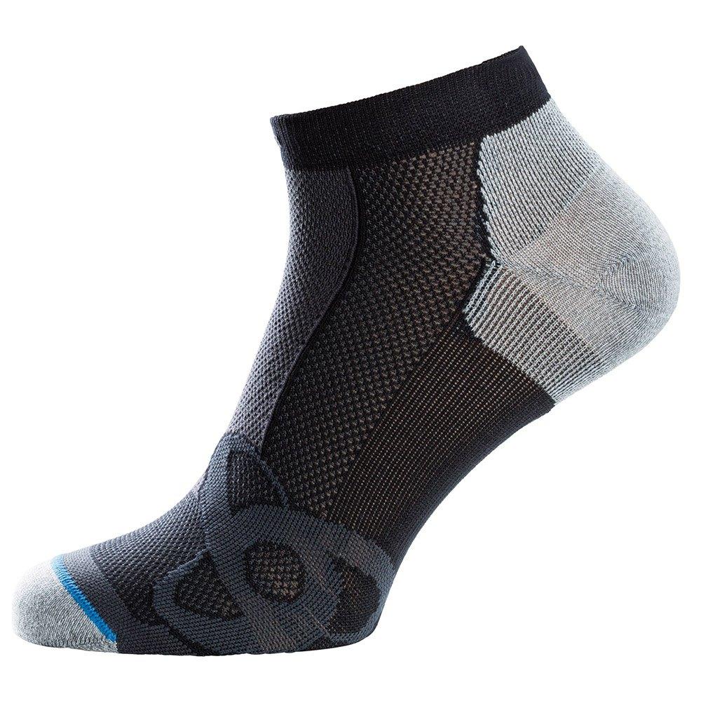 ab066023033b1 Odlo Socks Low Cut Black buy and offers on Trekkinn