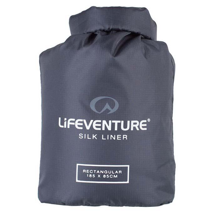 Accessori Lifeventure Silk Sleeping Bag Liner