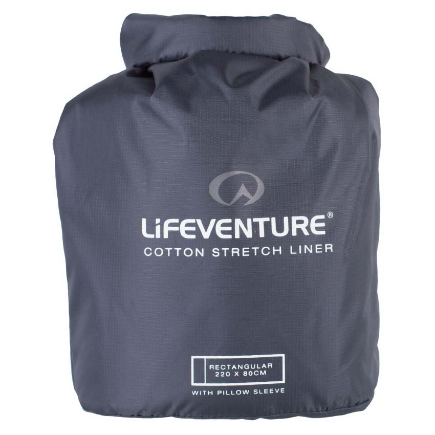 Accessori Lifeventure Cotton Stretch Sleeping Bag