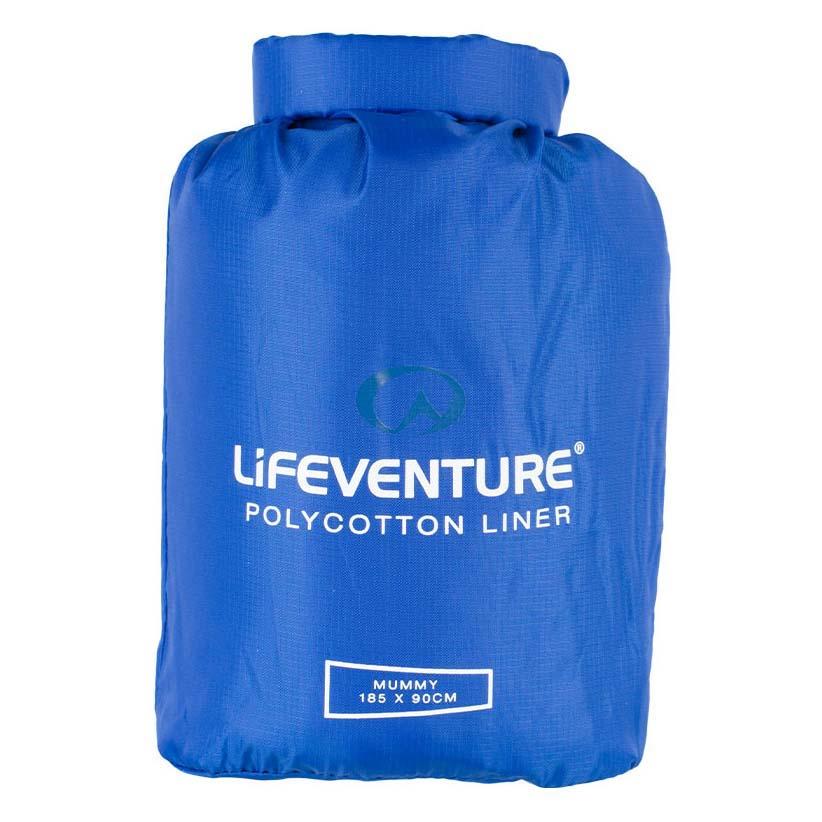 Accessori Lifeventure Polycotton Sleeping Bag Liner