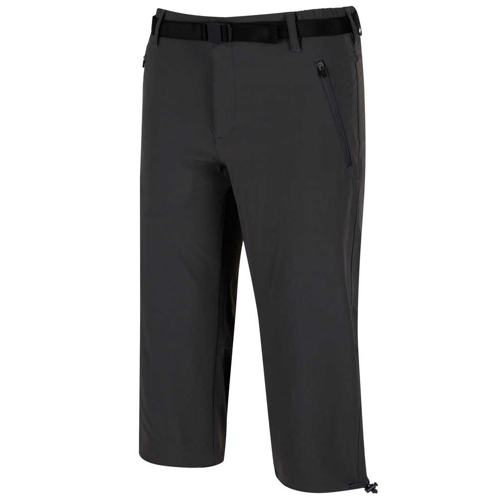 Black Regatta Xert Stretch Trousers II Short