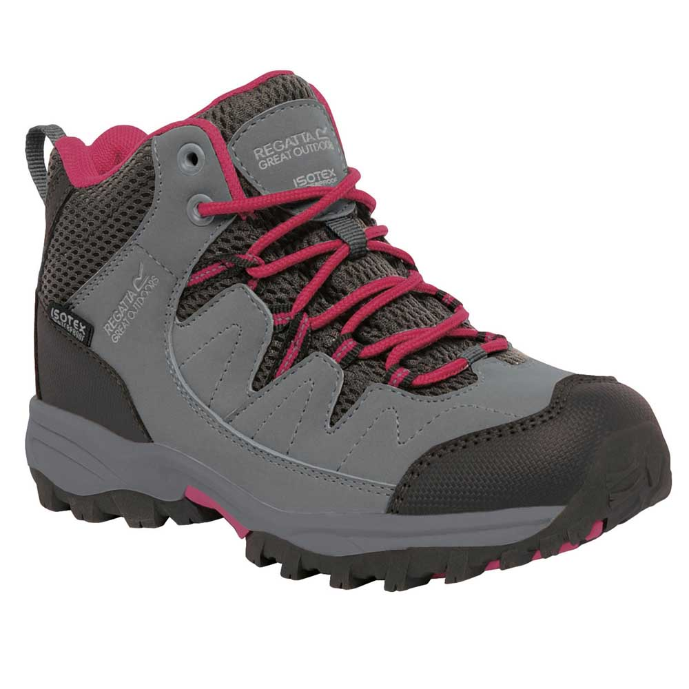 Regatta Girls Kota Jnr Low Rise Hiking Boots