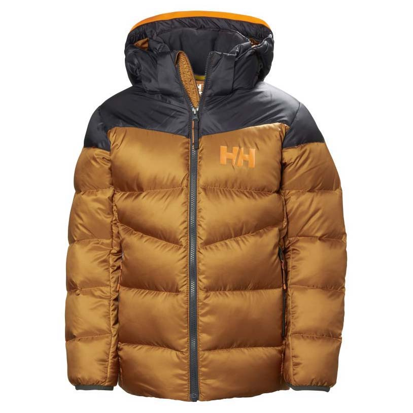 9d63ca8c Helly hansen Isfjord Down Mix Brown buy and offers on Trekkinn