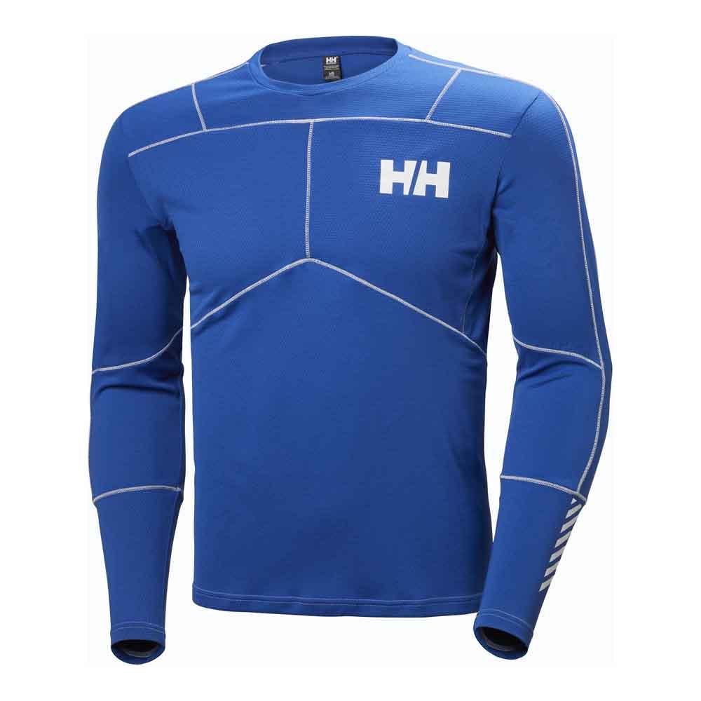 dea996514 Helly hansen Lifa Active Crew Blue buy and offers on Trekkinn