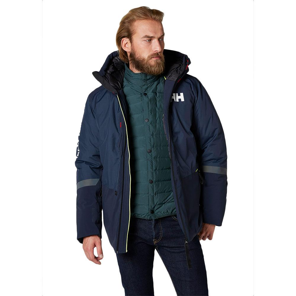Helly hansen Coastal Down Blue buy and offers on Trekkinn f86c0d26d2