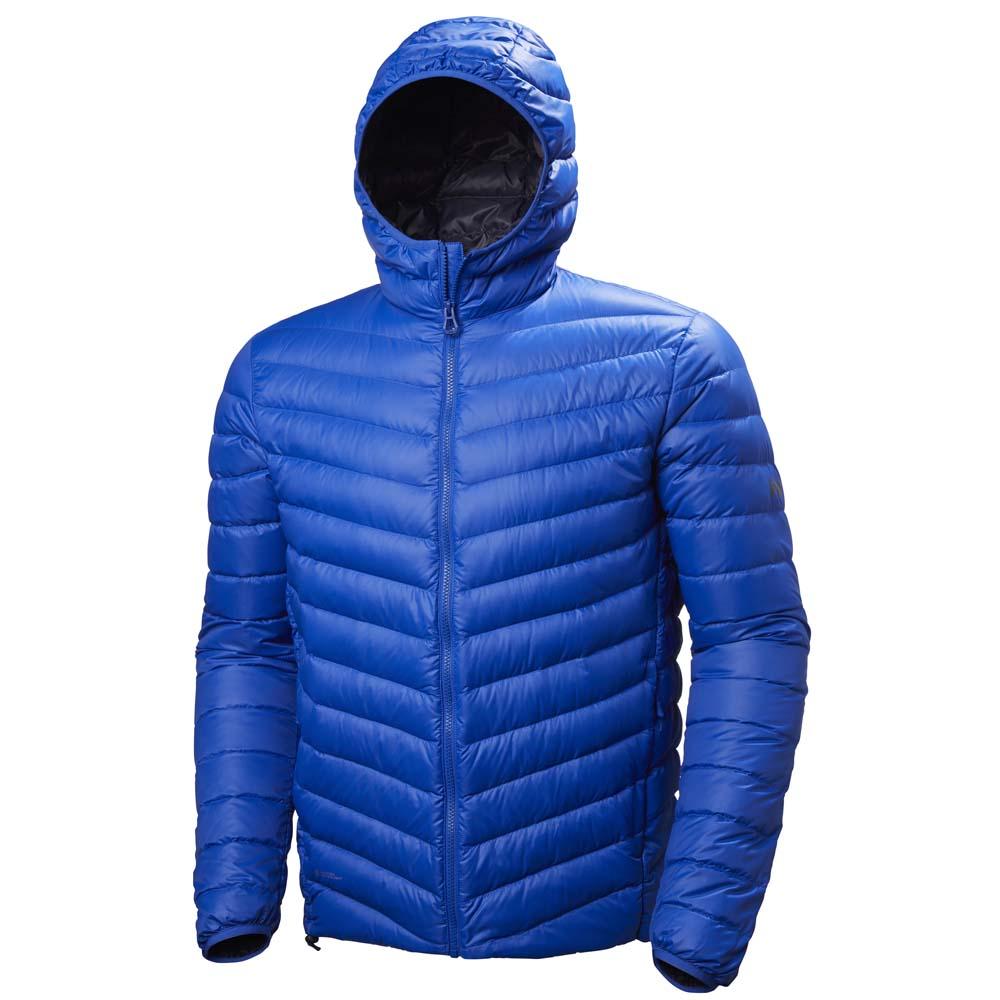 18c9f7bf7dd3 Helly hansen Verglas Hooded Down Insulator Blue