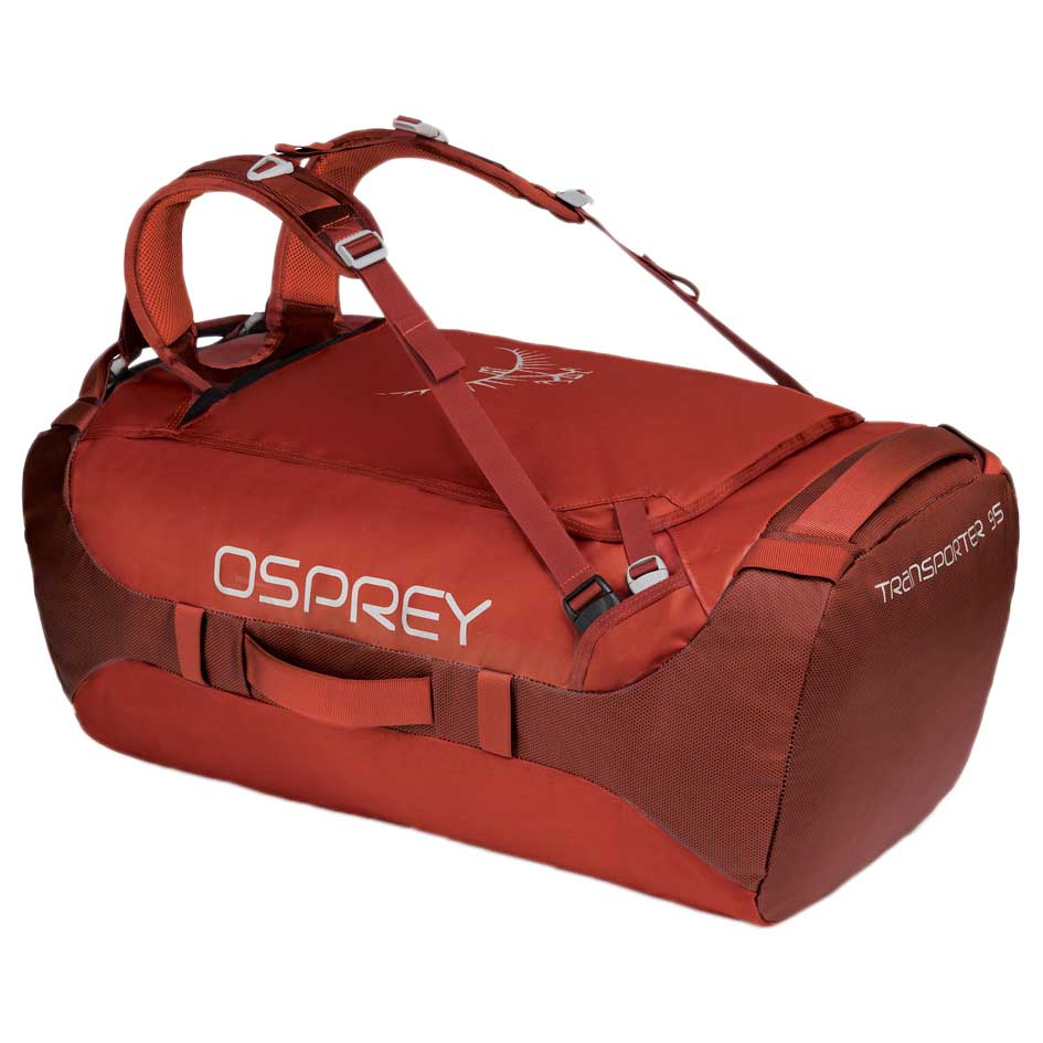 Bagages Osprey Transporter 95 One Size Ruffian Red