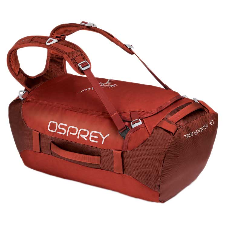 Bagages Osprey Transporter 40l One Size Ruffian Red
