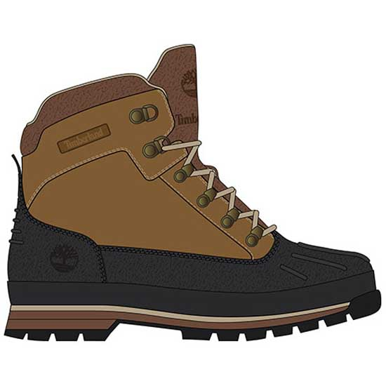 ad0d77a42c3 Timberland Euro Hiker Shell Toe Junior