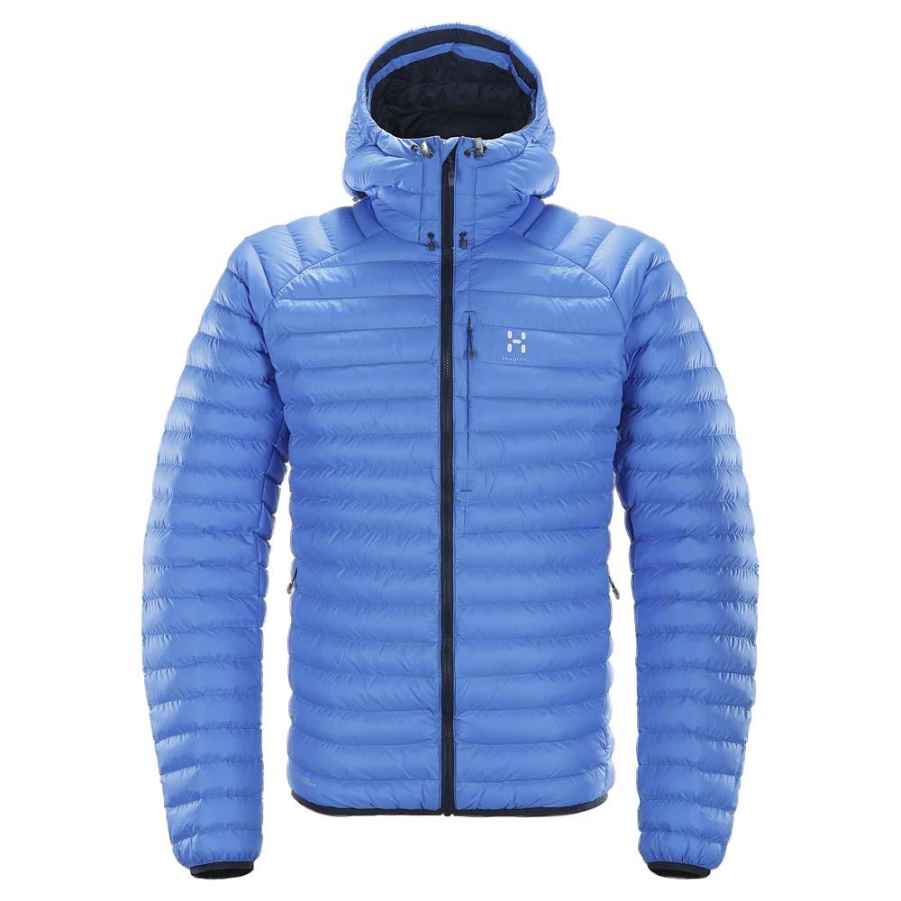 Haglöfs Essens Mimic Hood Blu comprare e offerta su Trekkinn ab4cff9102e