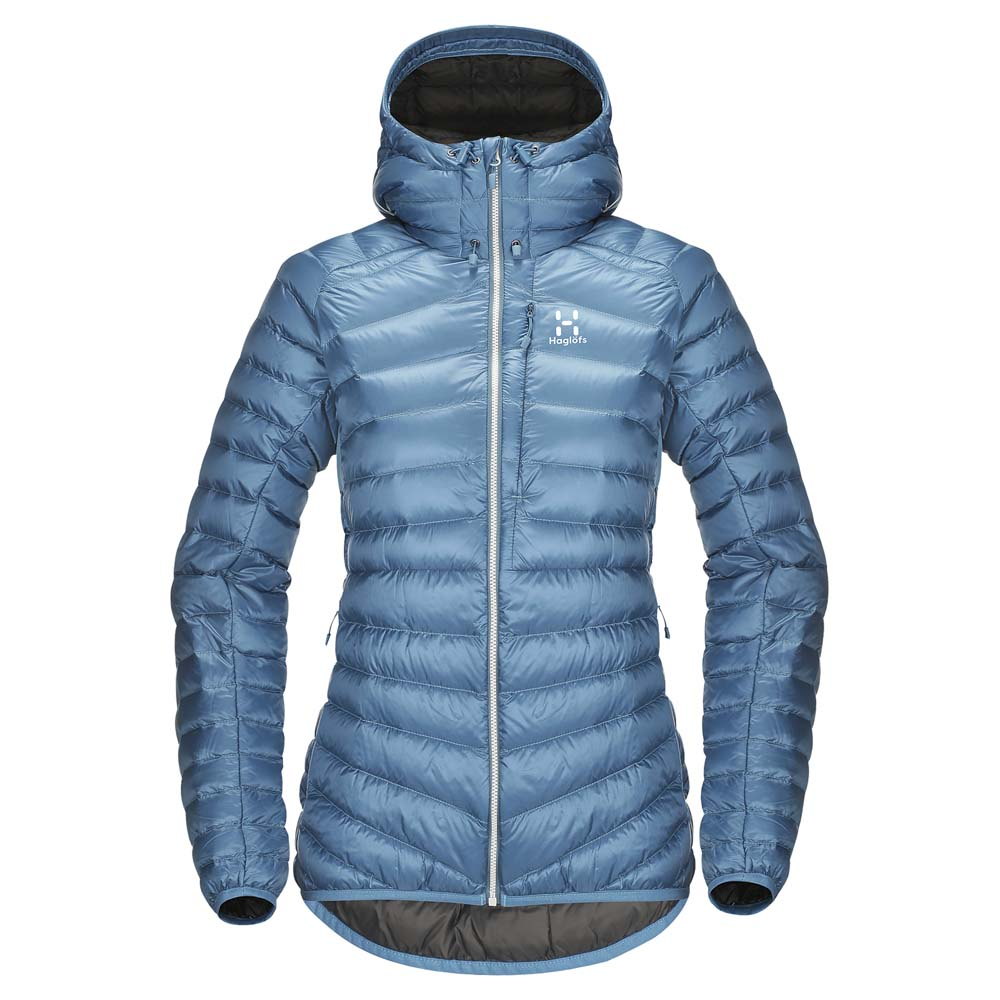 Haglofs bivvy q hooded down jacket women's