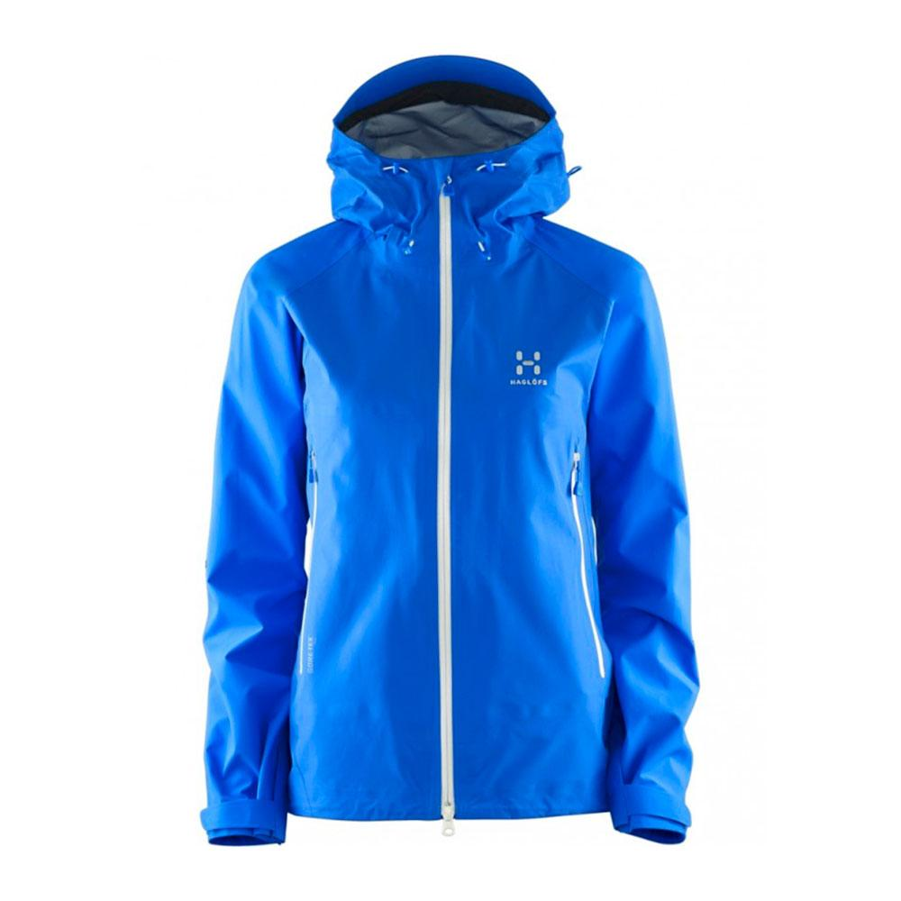 Haglöfs mit nachhaltigem Konzept und der Roc Spirit Jacket