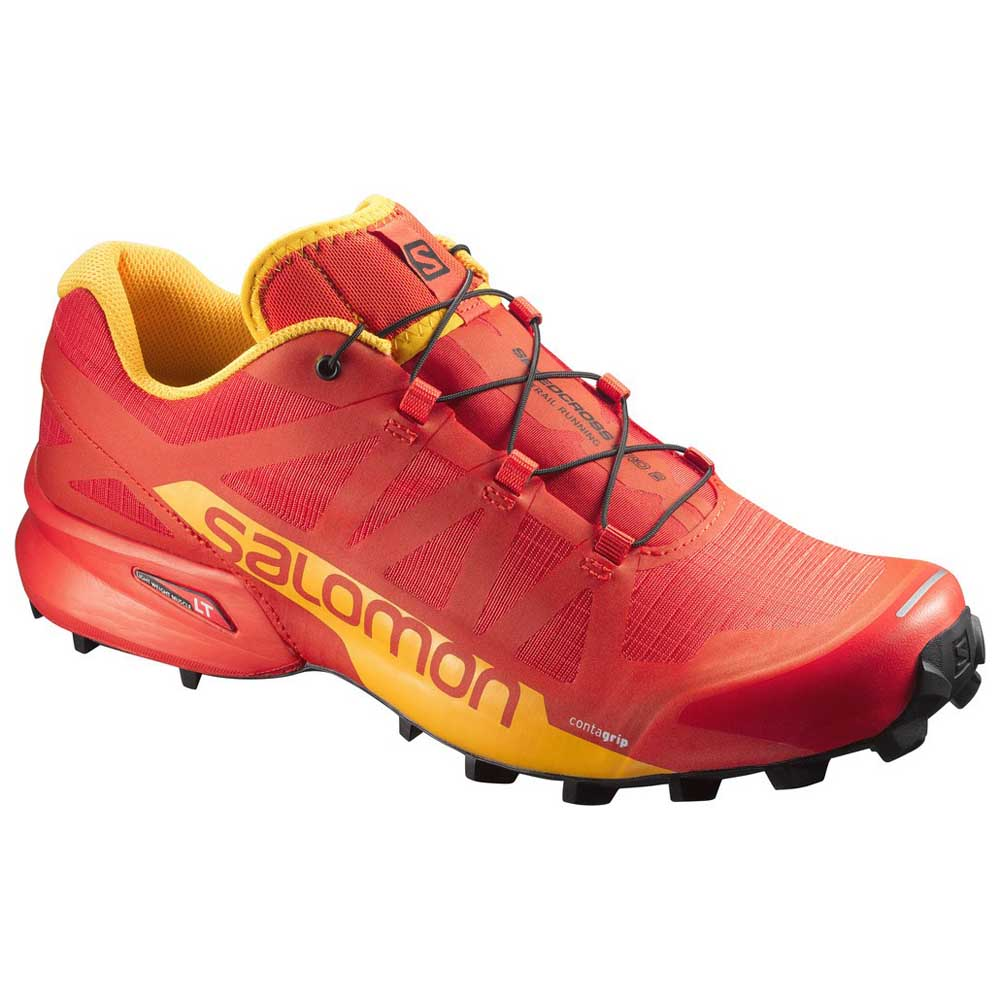 4a9d4c65521c Salomon Speedcross Pro 2 Red buy and offers on Trekkinn