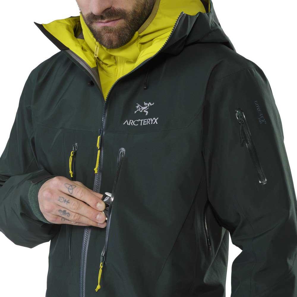 Arc'teryx Alpha SV Jacket Men's