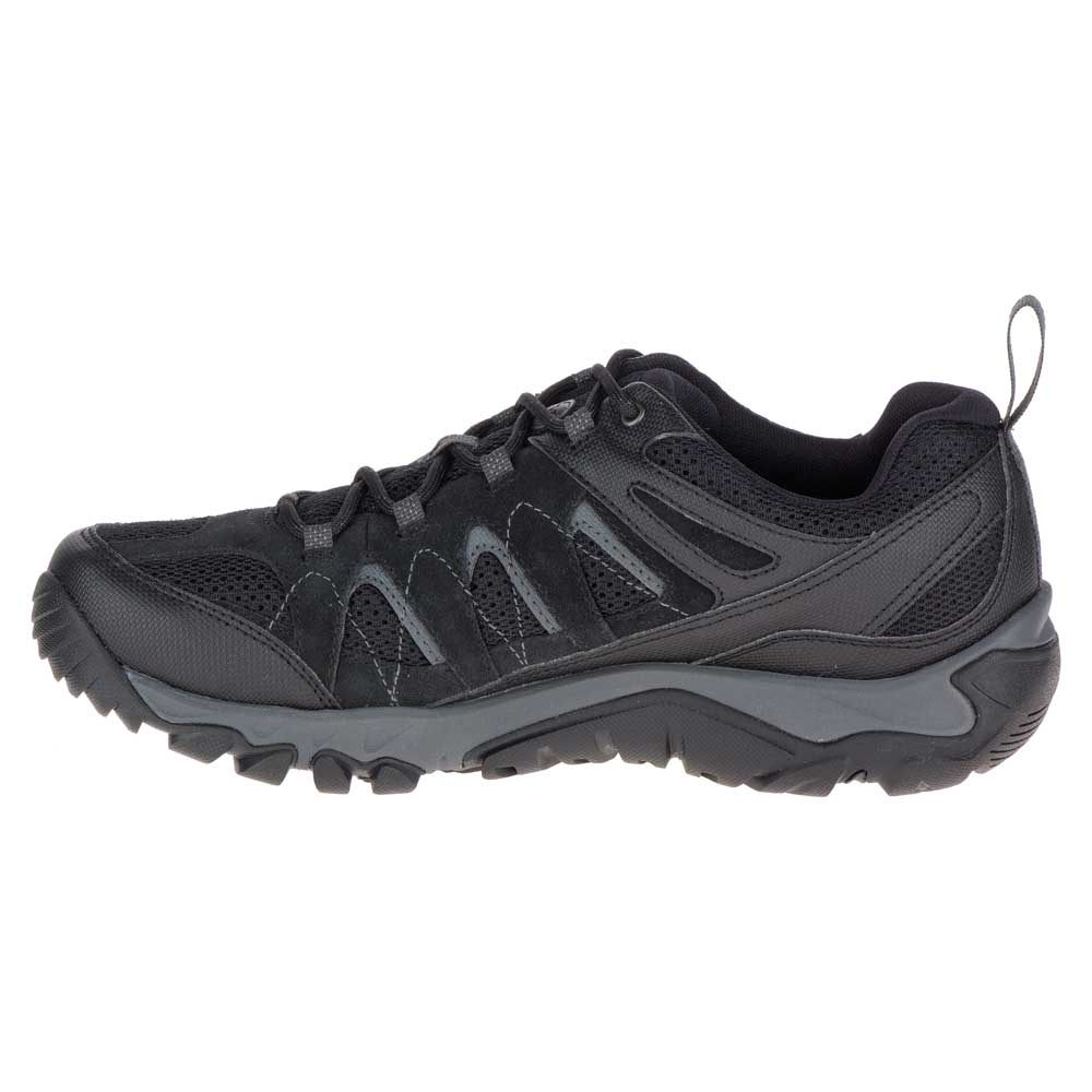 Merrell Outmost Vent Goretex Black buy and offers on Trekkinn 37782a710a