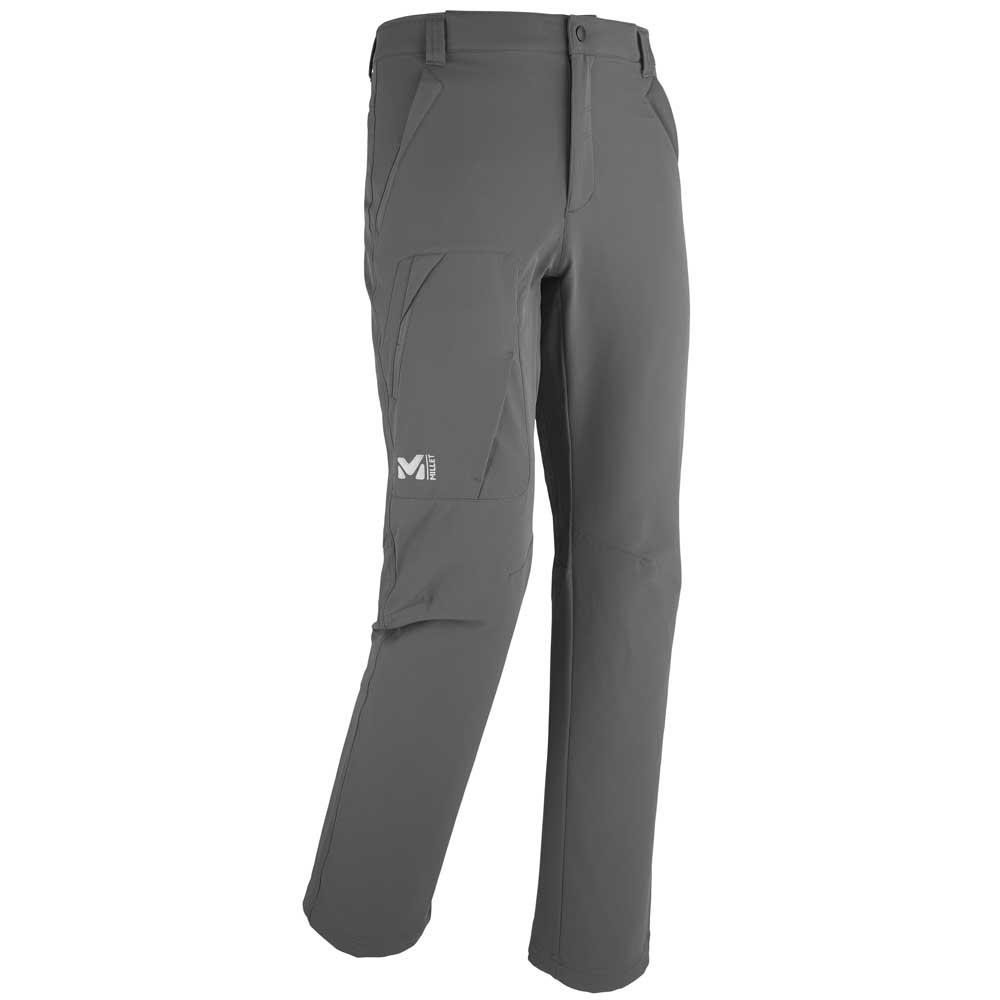 Millet alpin xcs pants grijs heren kleding broeken