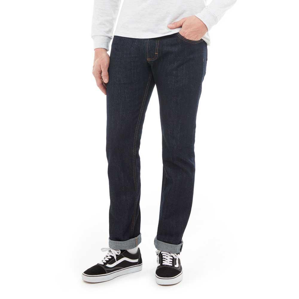 Vans Pantalones V16 Slim Azul comprar y ofertas en Trekkinn