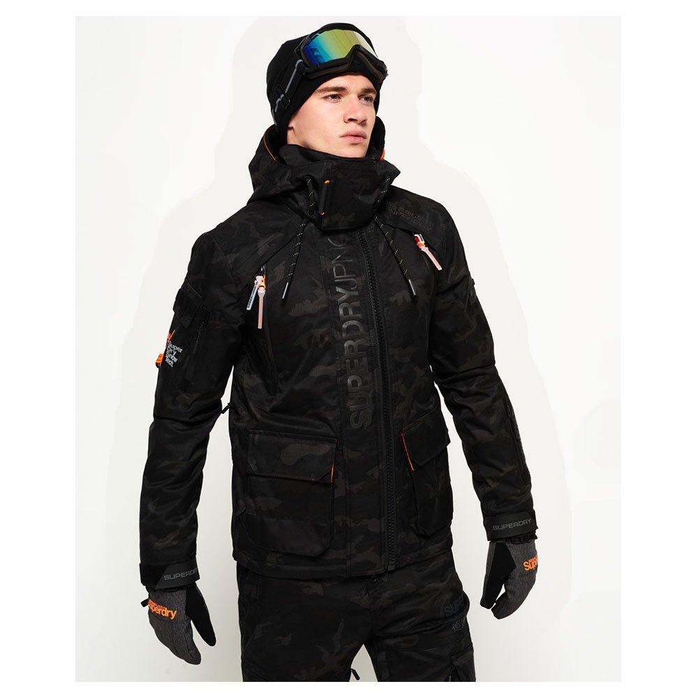 SUPERDRY Ultimate Snow Rescue Jacket Black