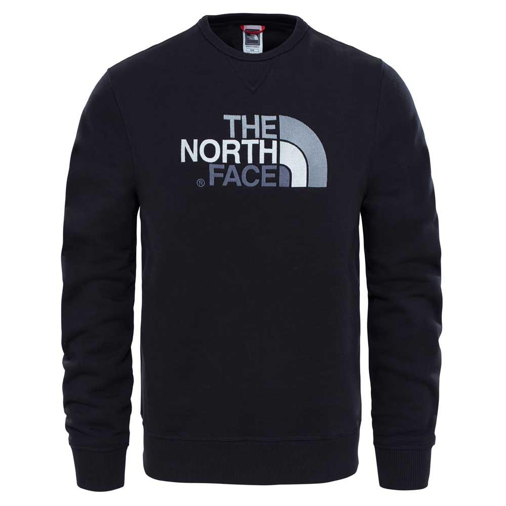 1033bfe971d The north face Drew Peak Crew Negro