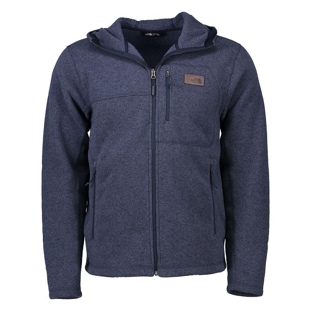 5a6020fdb662 The north face Gordon Lyons Hoodie Blue