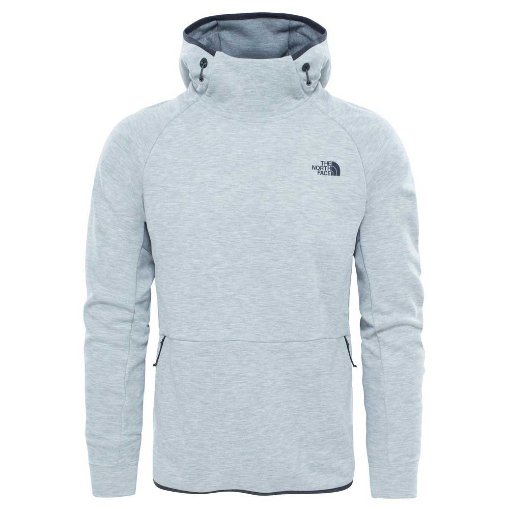 the north face mountain slacker pull on hoodie tnf light. Black Bedroom Furniture Sets. Home Design Ideas