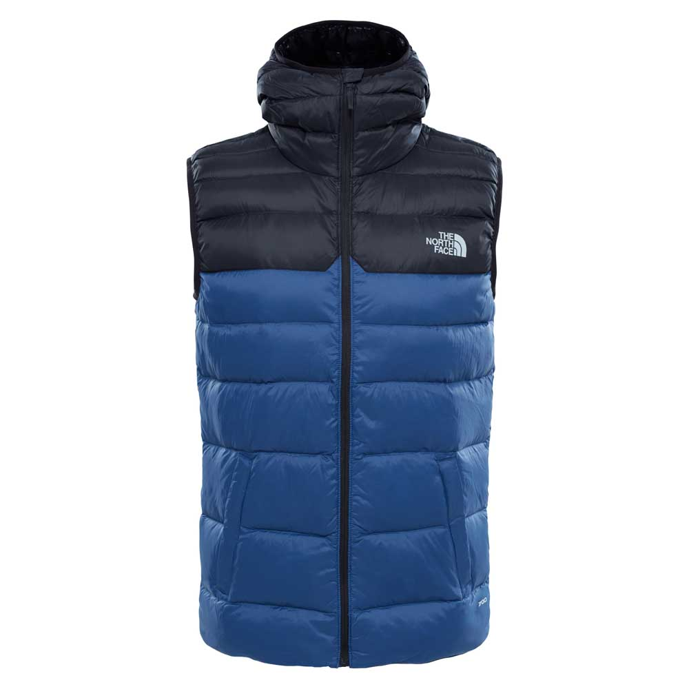 7fe37064de7b0 The north face West Peak Down Vest Blue