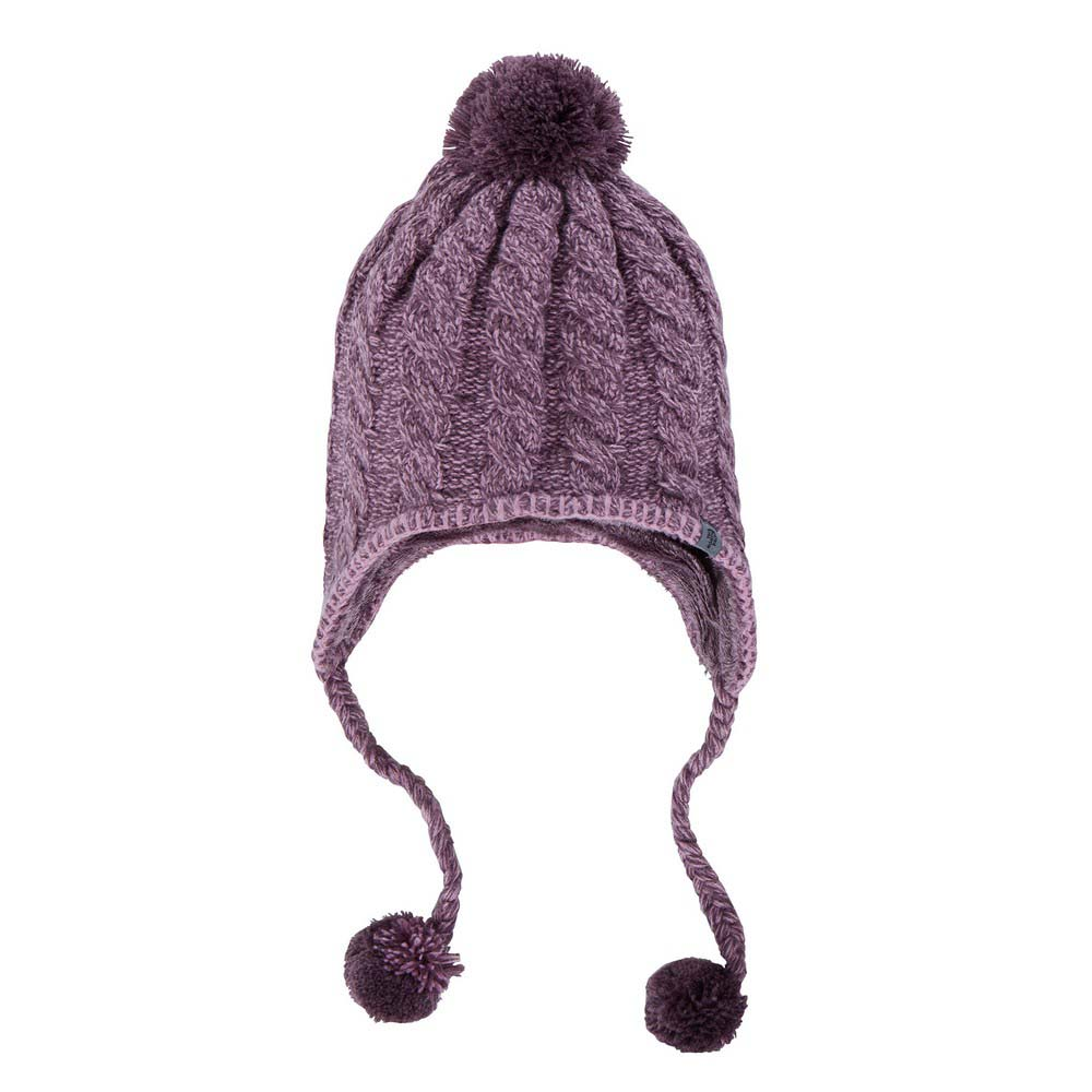 2dff059502b50 The north face Fuzzy Earflap Beanie Viola