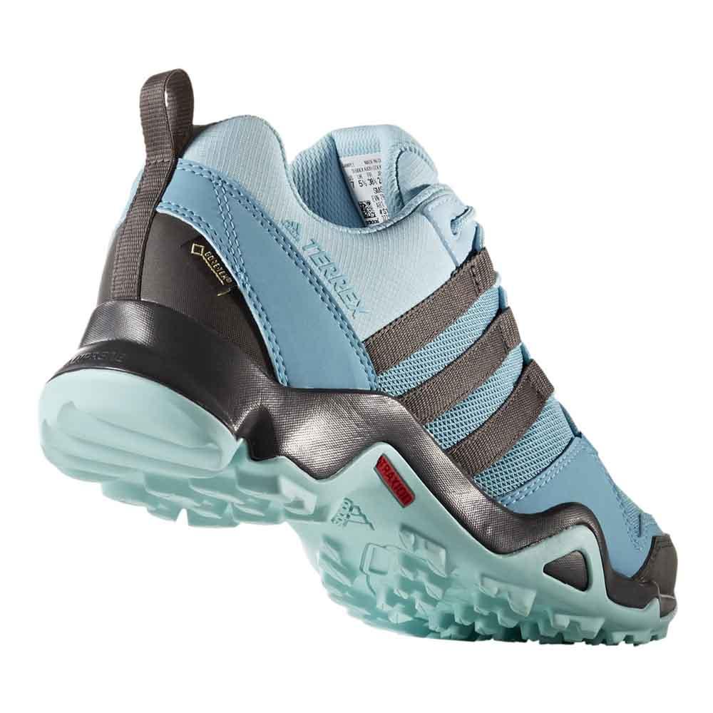 5c215aa9532 adidas Terrex Ax2R Goretex Blue buy and offers on Trekkinn