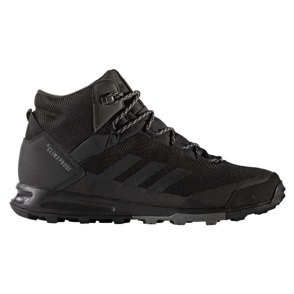 adidas Terrex Tivid Mid Cp Black buy and offers on Trekkinn 881837bab0d