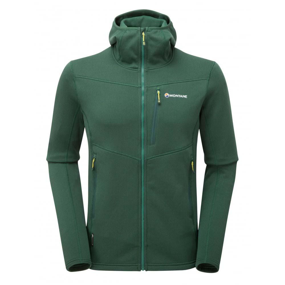 44f856dfb Montane Iridium Hoodie Green buy and offers on Trekkinn