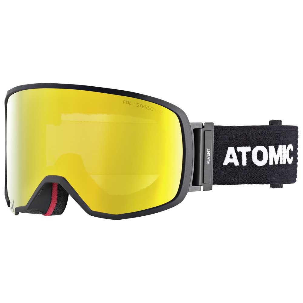 740590f473f Atomic Revent L FDL Stereo OTG Black buy and offers on Trekkinn