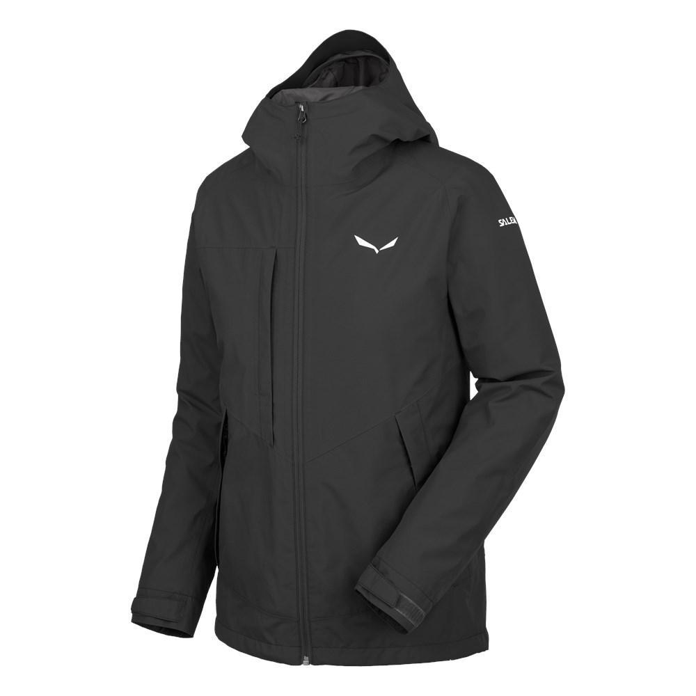 giacca salewa uomo nera