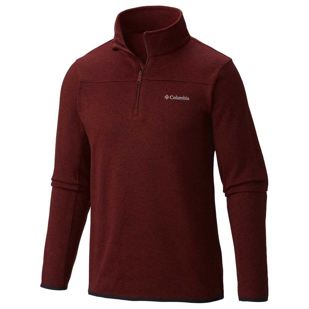 quality products online shop classic Columbia Birch Woods Half Zip Fleece buy and offers on Trekkinn