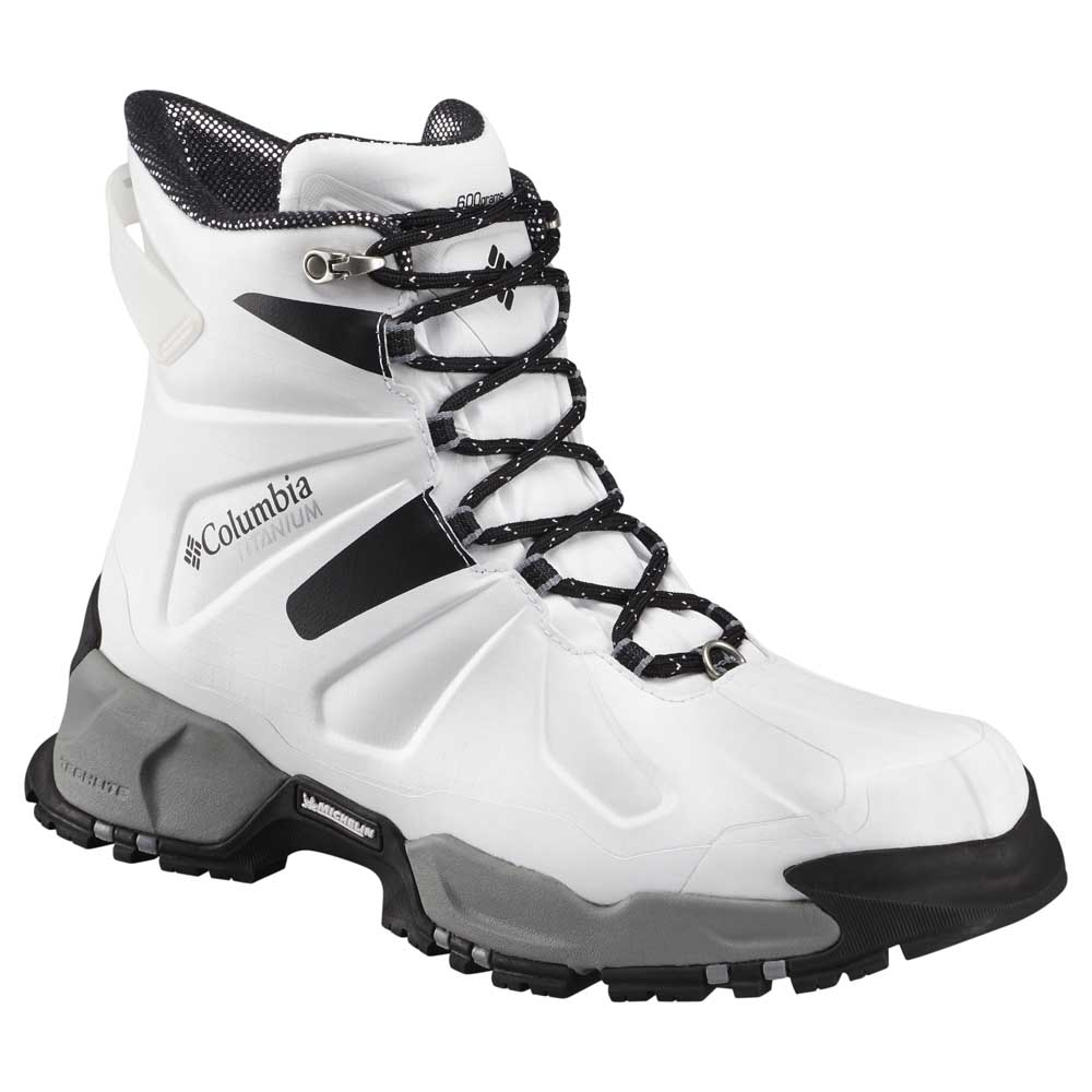 Chaussures Colombie Hiver Canuk Titane Outdry Omni-chaleur Extrem Hommes - Blanc MNdffDEP
