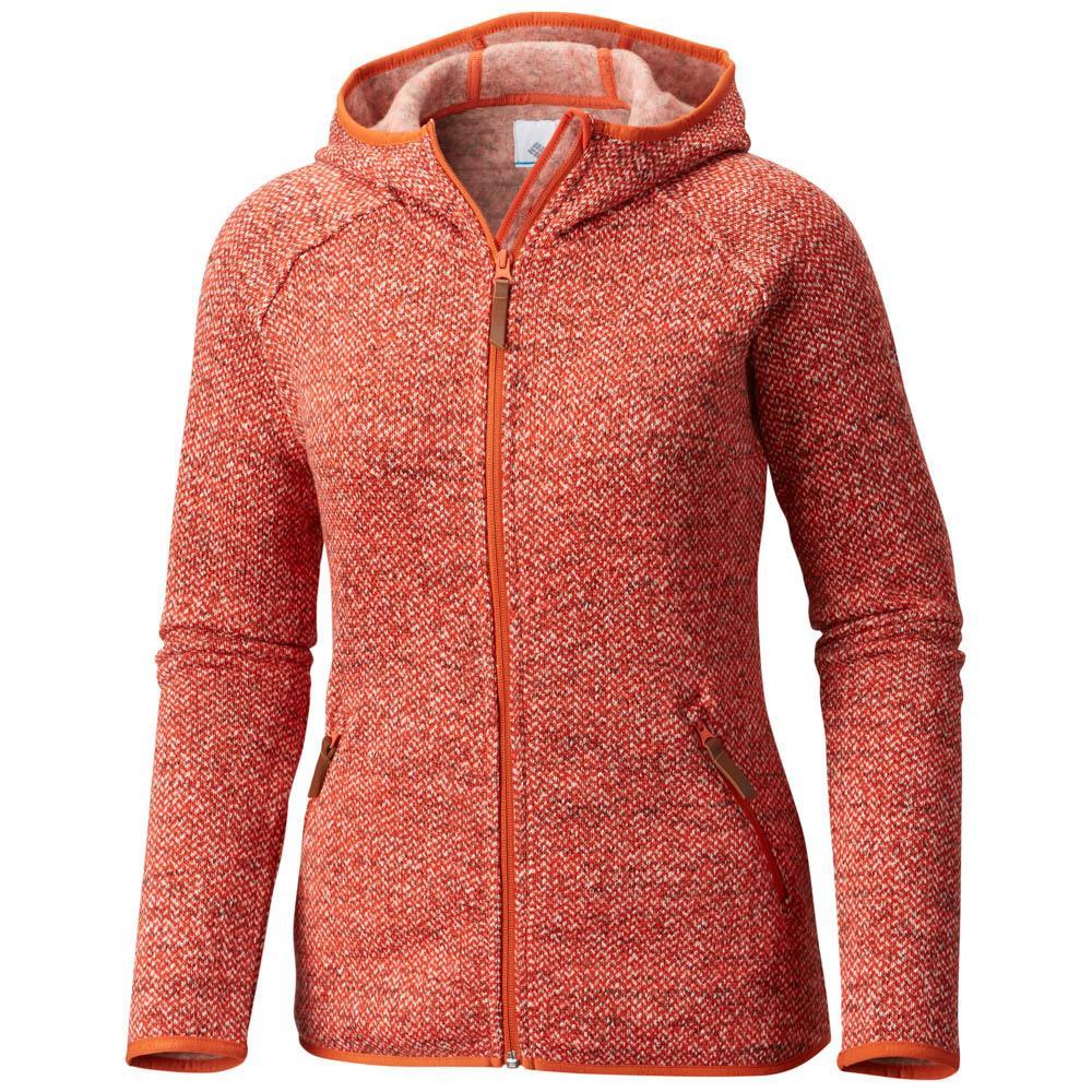 Columbia Chillin Fleece Rouge acheter et offres sur Trekkinn