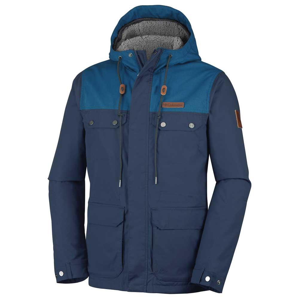 Columbia jacket colburn crest
