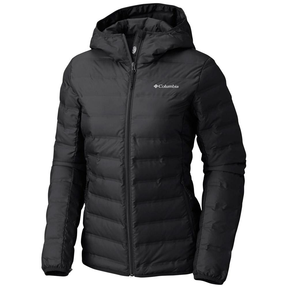 Columbia Lake 22 Hooded Black buy and offers on Trekkinn 4fe0c40a850