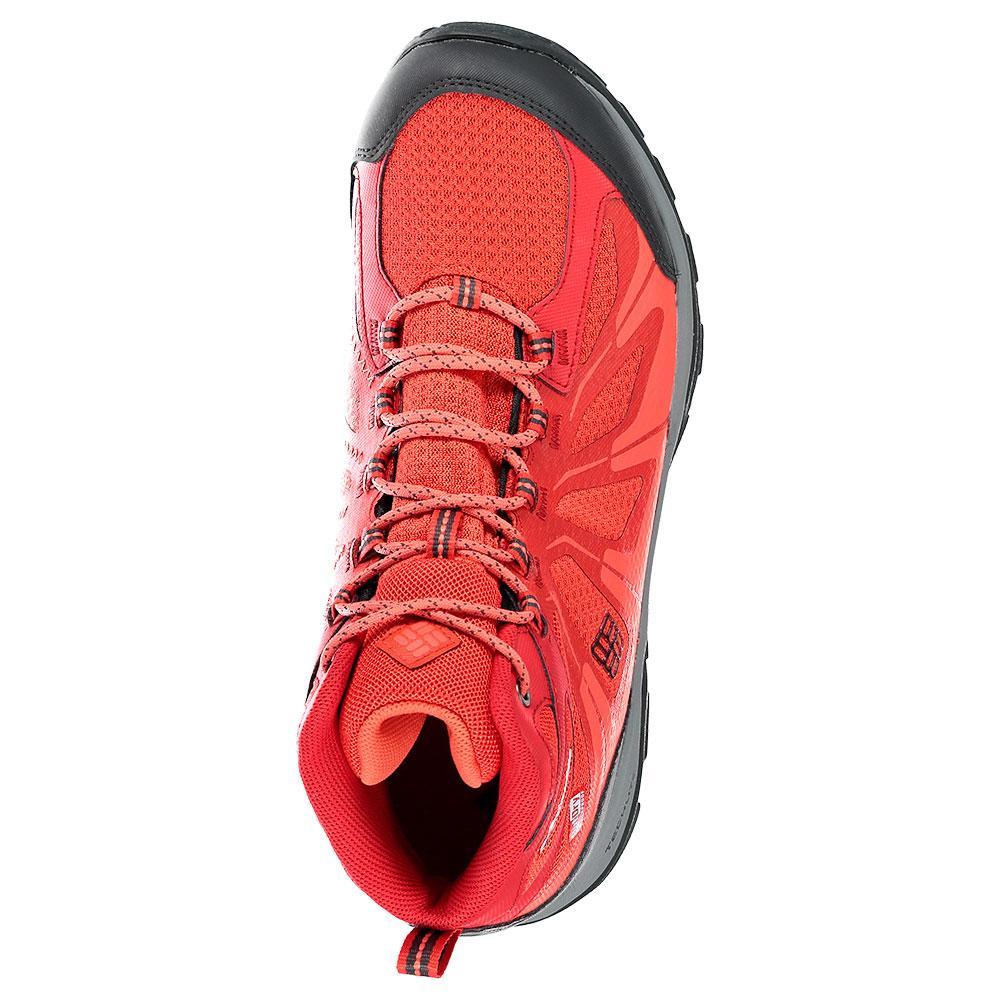 4b6bfd1054c0 Columbia Peakfreak XCRSN II XCEL Mid Outdry Red